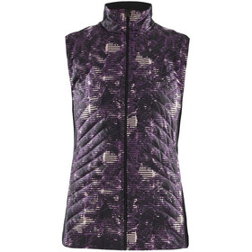 Craft Storm Thermoweste Damen print jungle/logan